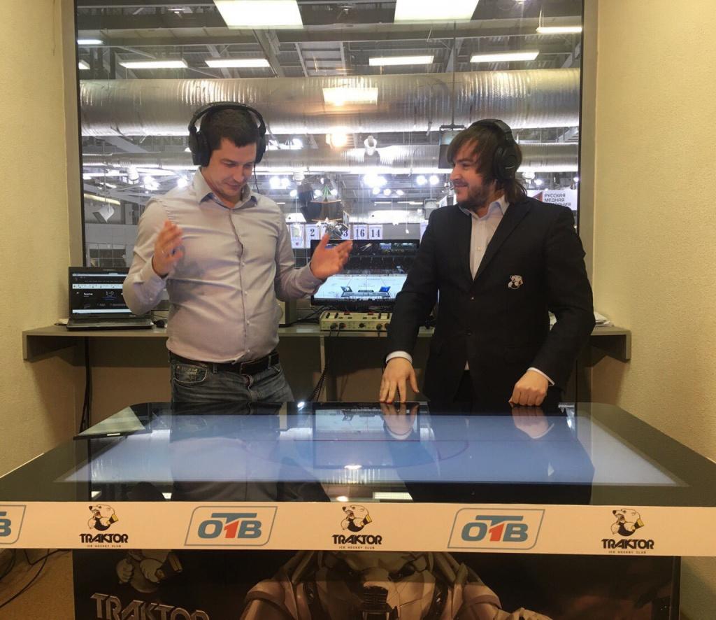 Хоккеисты «Трактора» разгромили «Нефтехимик» вматче чемпионата КХЛ